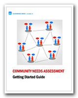 "SEDA's Community Needs Assessment Guidebook was developed in 2015 and contains examples of questions and process for communities to follow. Tourism Investment Pre-Feasibility Assessment: A Community Workbook This workbook is intended to assist communities in determining the pre-feasibility of capital investments related to tourism Is Your Community Ready for Economic Development? published by the Texas Agricultural Extension Service, may serve as a guide to help determine how ""prepared"" your community really is."